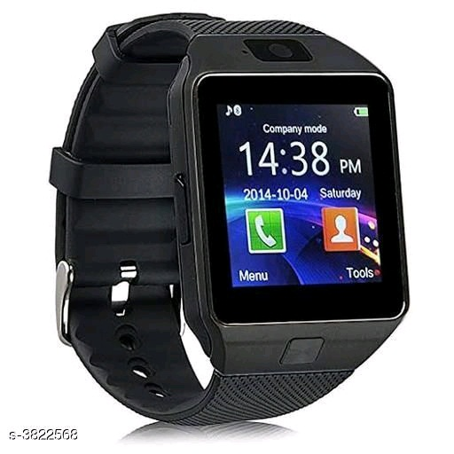Classic Watch  Pixels Touch Screen