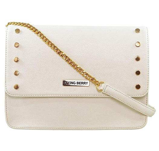 Women's Handbag Combo In White Color (Set Of 3) image 3