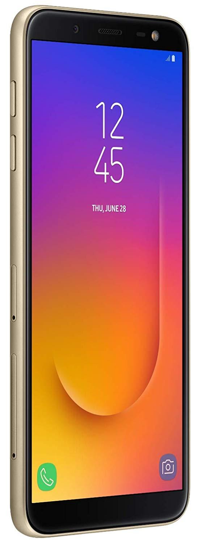 Samsung Galaxy J6 (Gold, 32 Gb) (3 Gb Ram) image 2