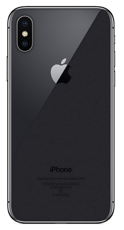 Apple Iphone X (Space Grey, 256gb) image 2