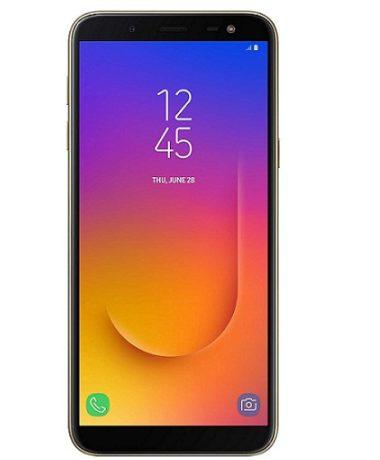 Samsung Galaxy J6 (Gold, 32 Gb) (3 Gb Ram)