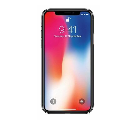 Apple Iphone X (Space Grey, 256gb)
