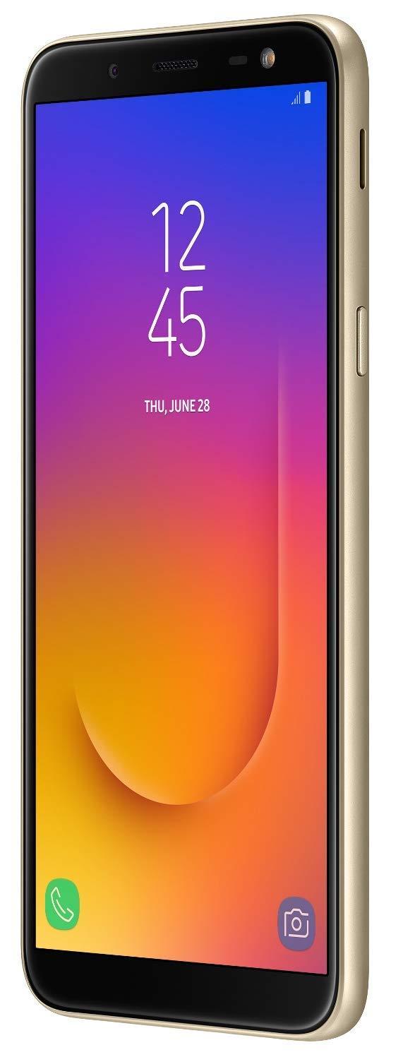 Samsung Galaxy J6 (Gold, 32 Gb) (3 Gb Ram) image 3